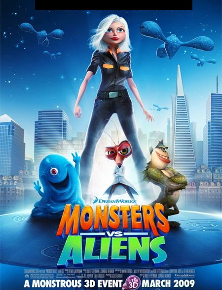 Похожие темы он лайн просмотр мультфильма монстры против пришельцев и